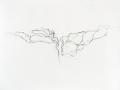 sans titre, 2012, crayon, crayon de couleur, mine de plomb et pastel gras sur papier, 140 x 190 cm