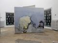 """Exposition """"d'une île à l'autre"""", Le pays où le ciel est toujours bleu, La Chapelle-espace d'art contemporain, Pithiviers, 2018"""