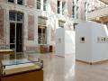 """Exposition """"face à"""", Bibliothèque municipale, Valenciennes, 2017"""