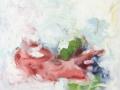 artres summer, 2009, huile sur toile, 80 x 80 cm