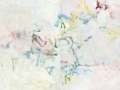 opening 8 (polyptyque, grande ouverture), 2009-2010, huile sur toile, 200 x 640 cm