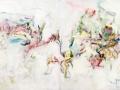 artres summer (diptyque), 2011, huile sur toile, 250 x 400 cm