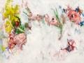 artres summer (diptyque), 2010-2011, huile sur toile, 250 x 400 cm