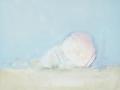 chemin faisant, 2019, huile sur toile, 40 x 47 cm